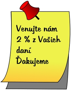 2% PODIELU DANE  PRE OZ ČLEN.